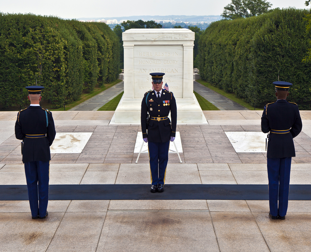essay on tomb of the unknown soldier Widely circulated text purports to describe the lifelong duties of the honor guard of the tomb of the unknown soldier in the truth about the tomb of.