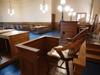 witness-chair