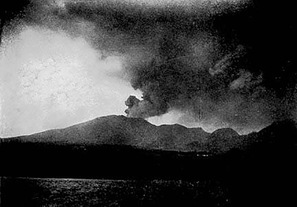 This Day in History: May 8th- The Eruption of Mount Pelée