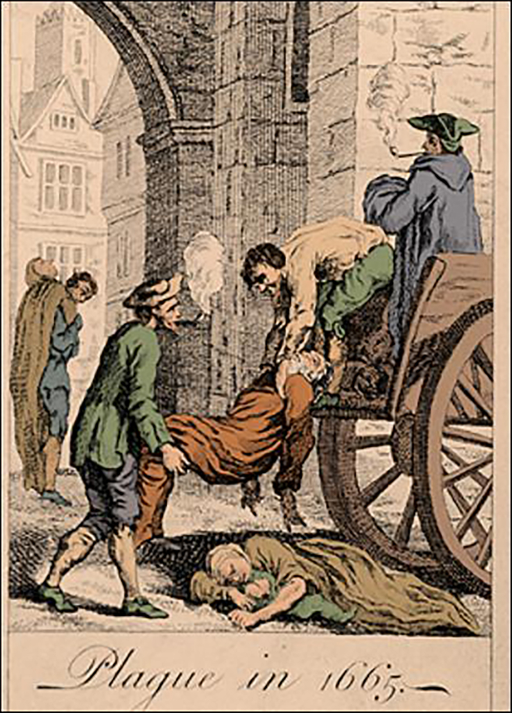 understanding the problems that plagued oran in the 14th century Life in 14th century europe the majority of people believed the plague was sent by god lung problems were treated with liquorice and comfrey.