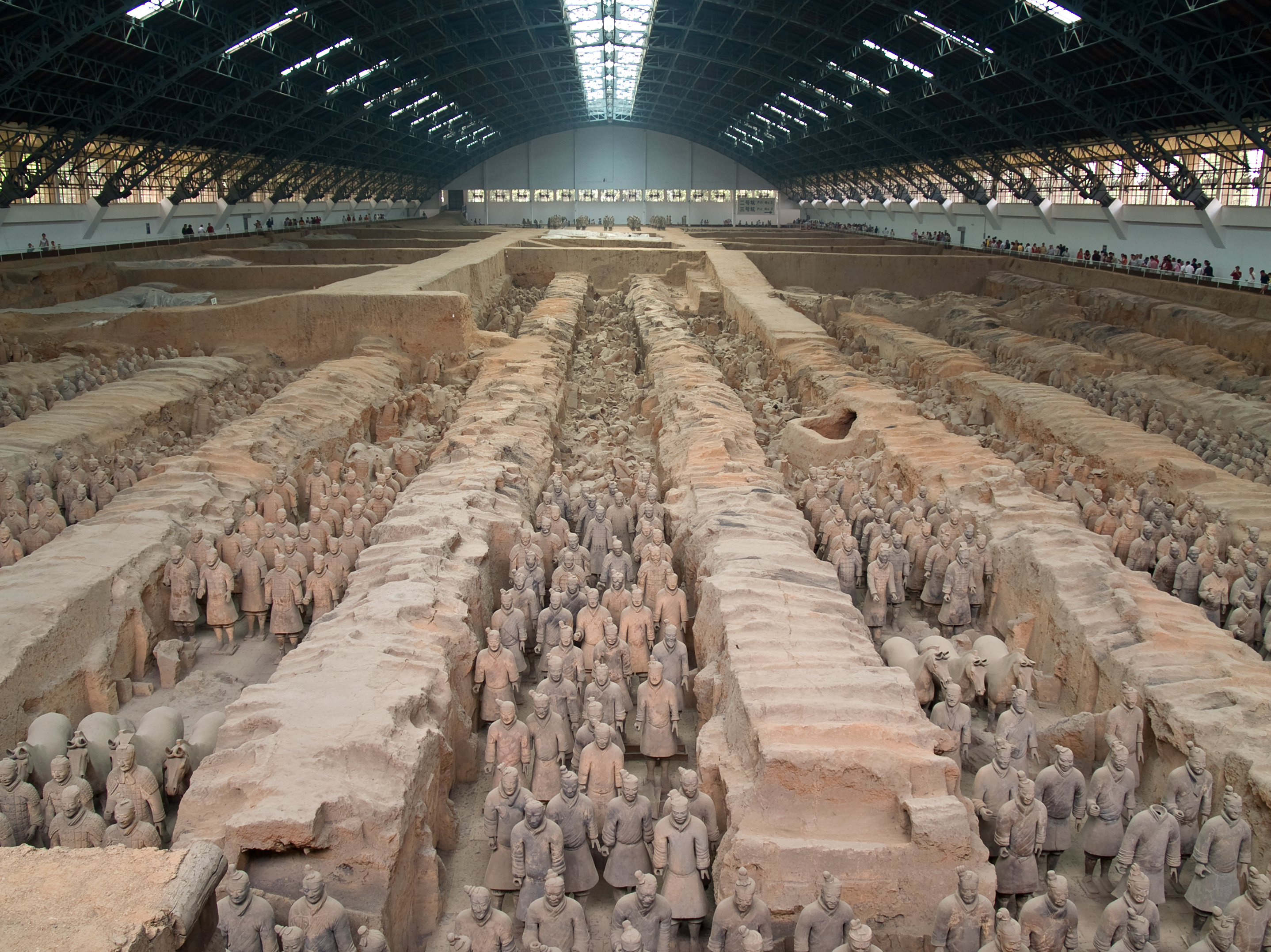 Terra-cotta-Warriors