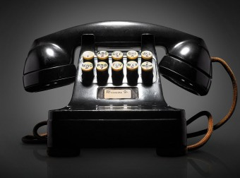 Prototype Push Button Phone (1948)