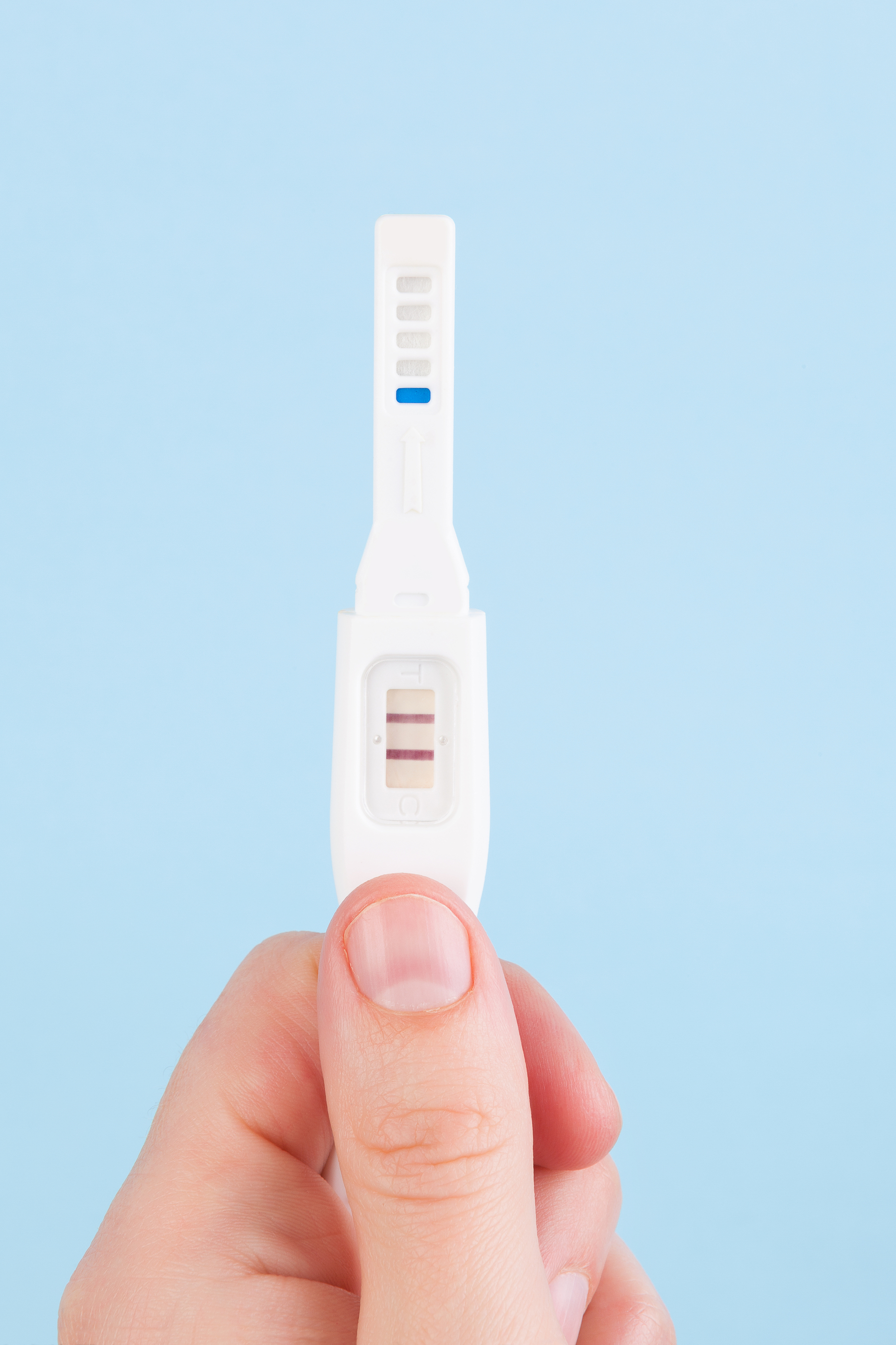 Can A Man Test Positive On A Pregnancy Test