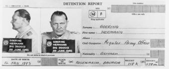 GöringDetentionReport