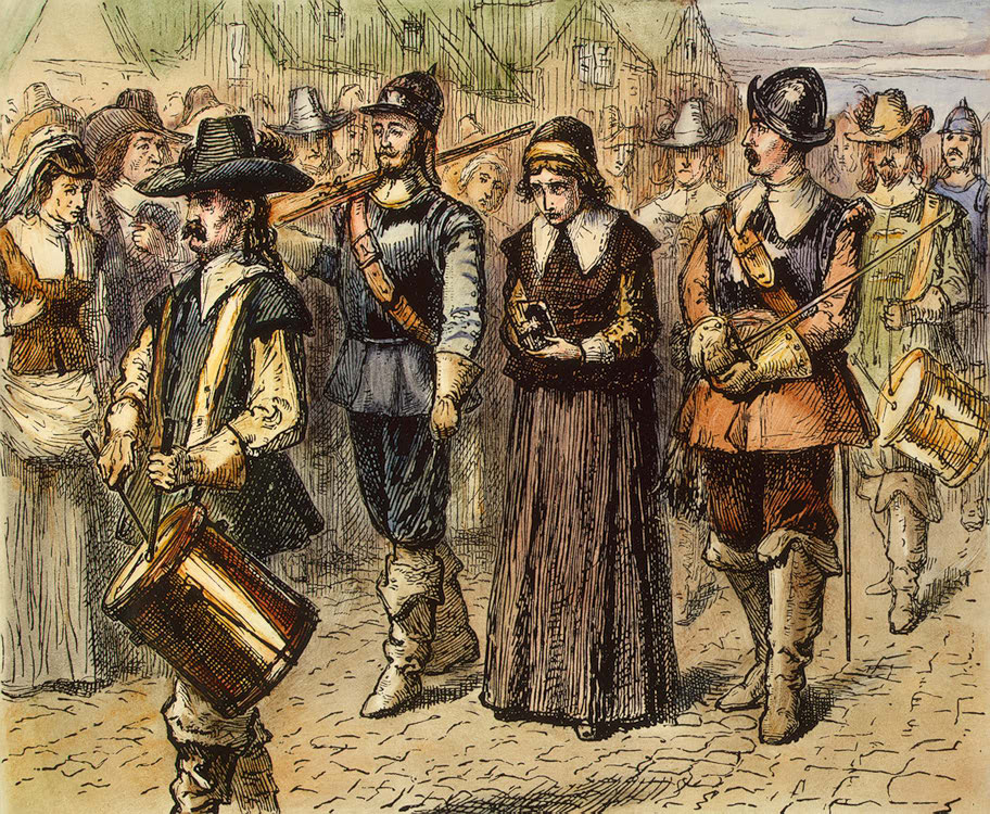the long history of the puritans in america Who lived in boston before the puritans history of the long before the puritan history of boston begins, glaciers and ice sheets covering north america.