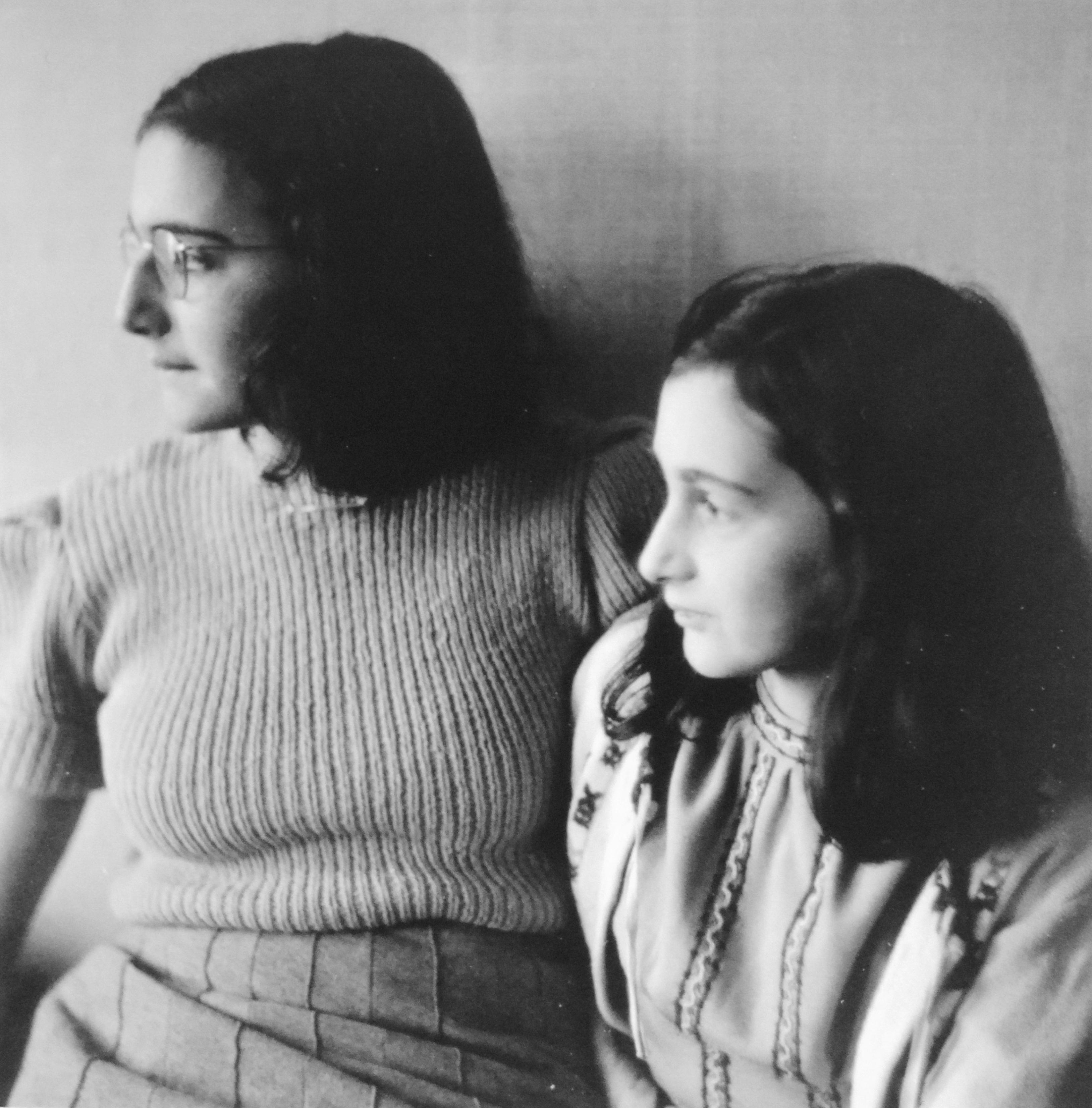 Margot Frank dies in concentration camp Bergen-Belsen from ...  |Margot Frank Concentration Camp