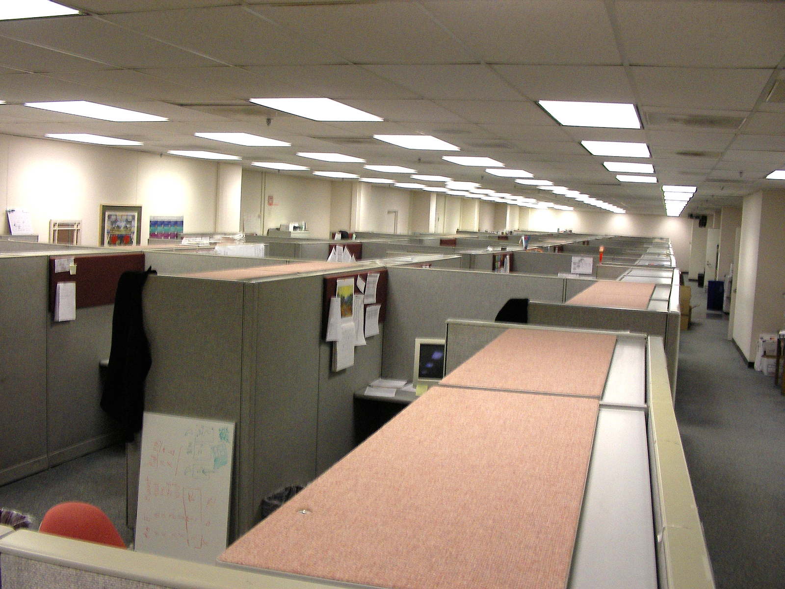 Who Invented The Cubicle