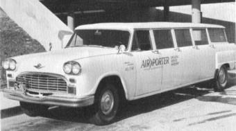 Checker-Aerobus