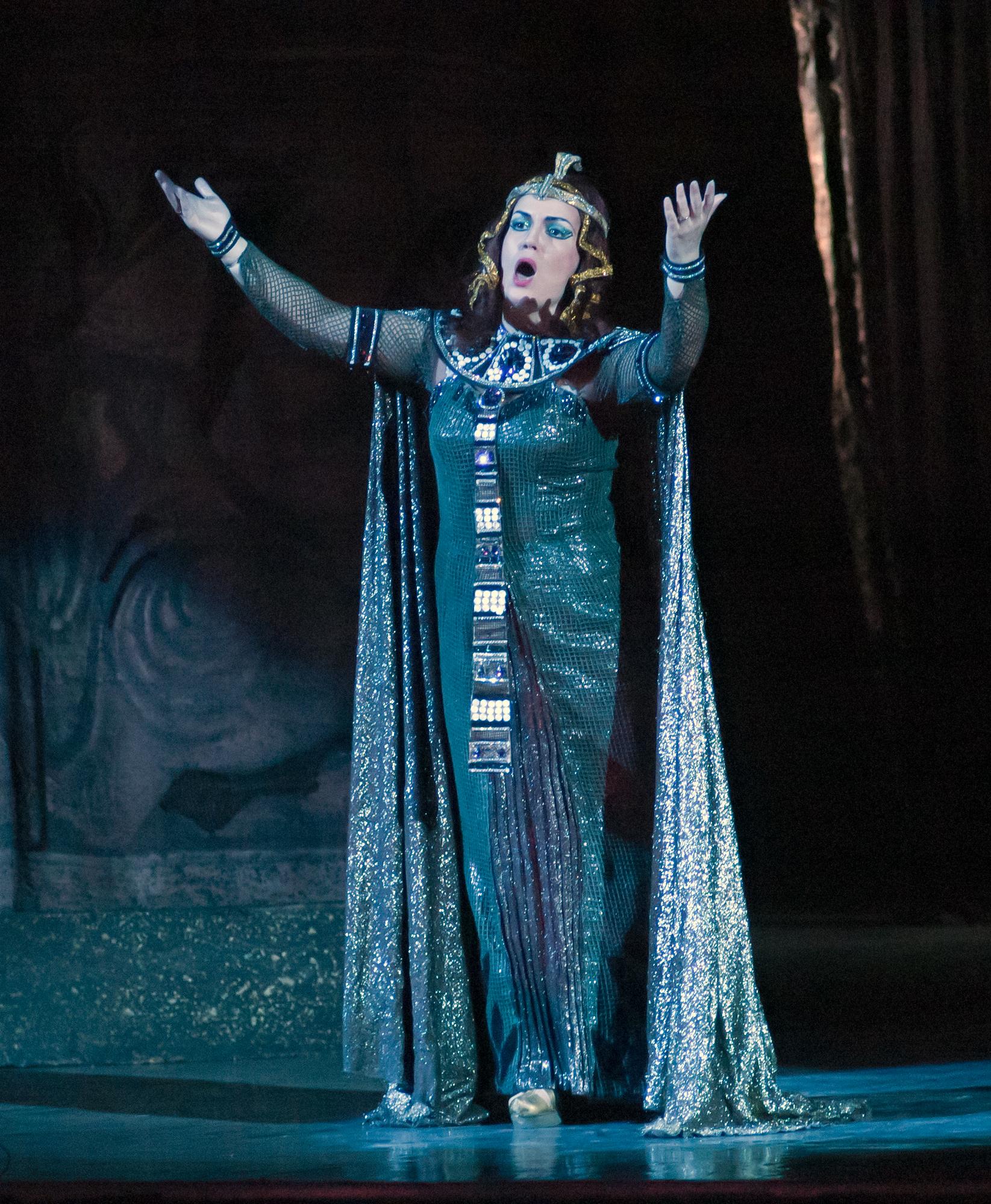 Fat Opera Lady