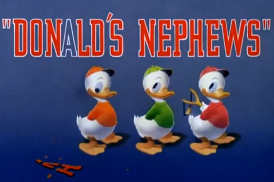 what happened to huey dewey and louie s parents