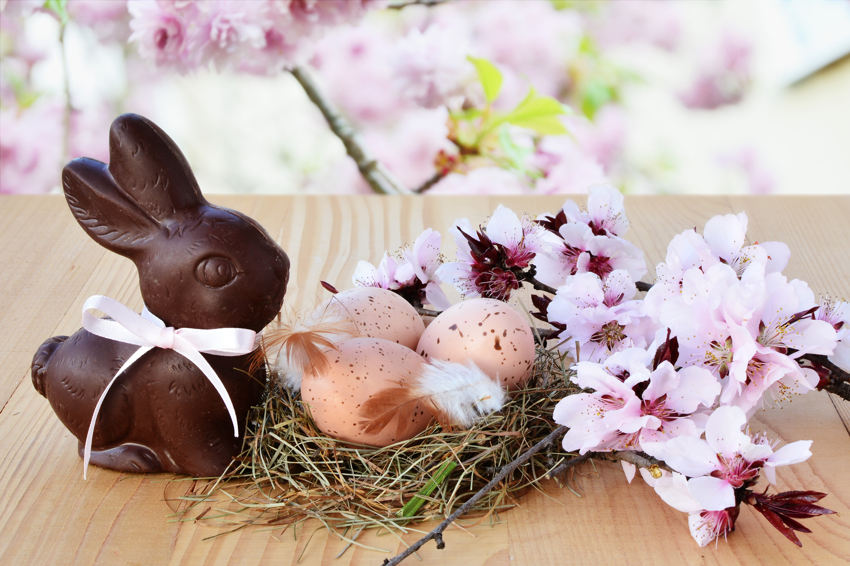 Who Invented the Chocolate Easter Bunny?