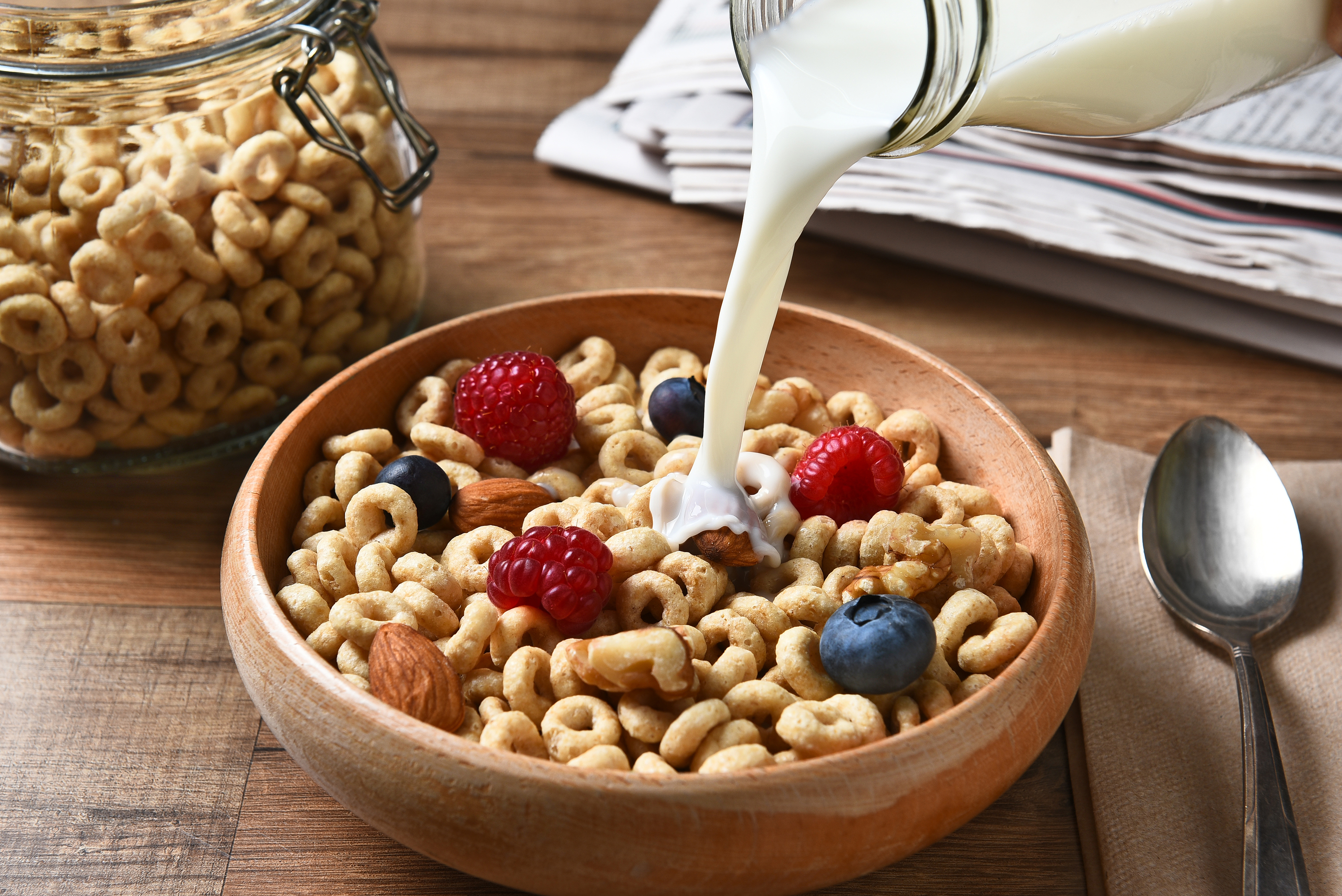 the ready to eat breakfast cereal industry in
