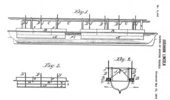 lincoln-patent
