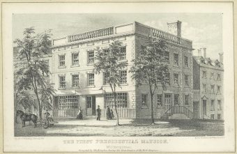 The_First_Presidential_Mansion