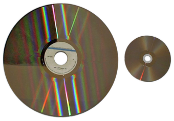 Laserdisc vs dvd