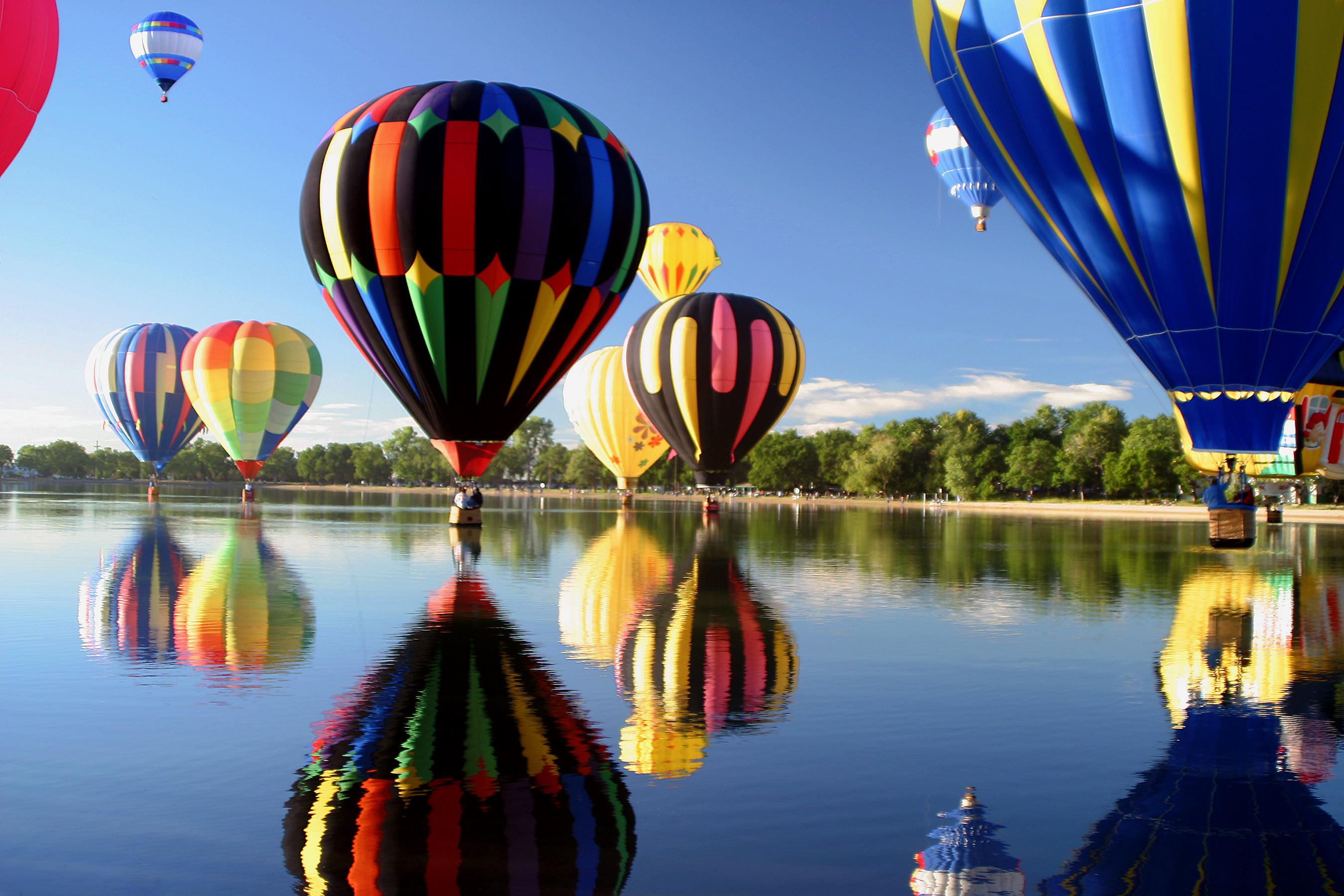 Hot air balloons for sale - Blastvalve Ballooning
