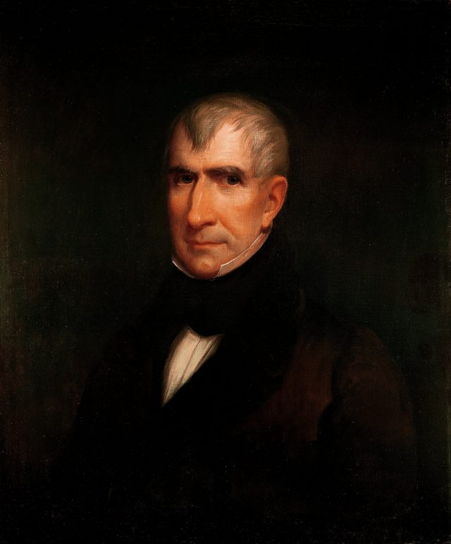William Henry Harrison Kid Facts