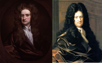 leibniz-and-newton