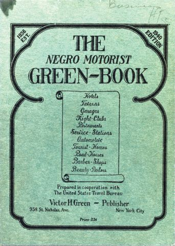 Dustbin Of History The Green Book