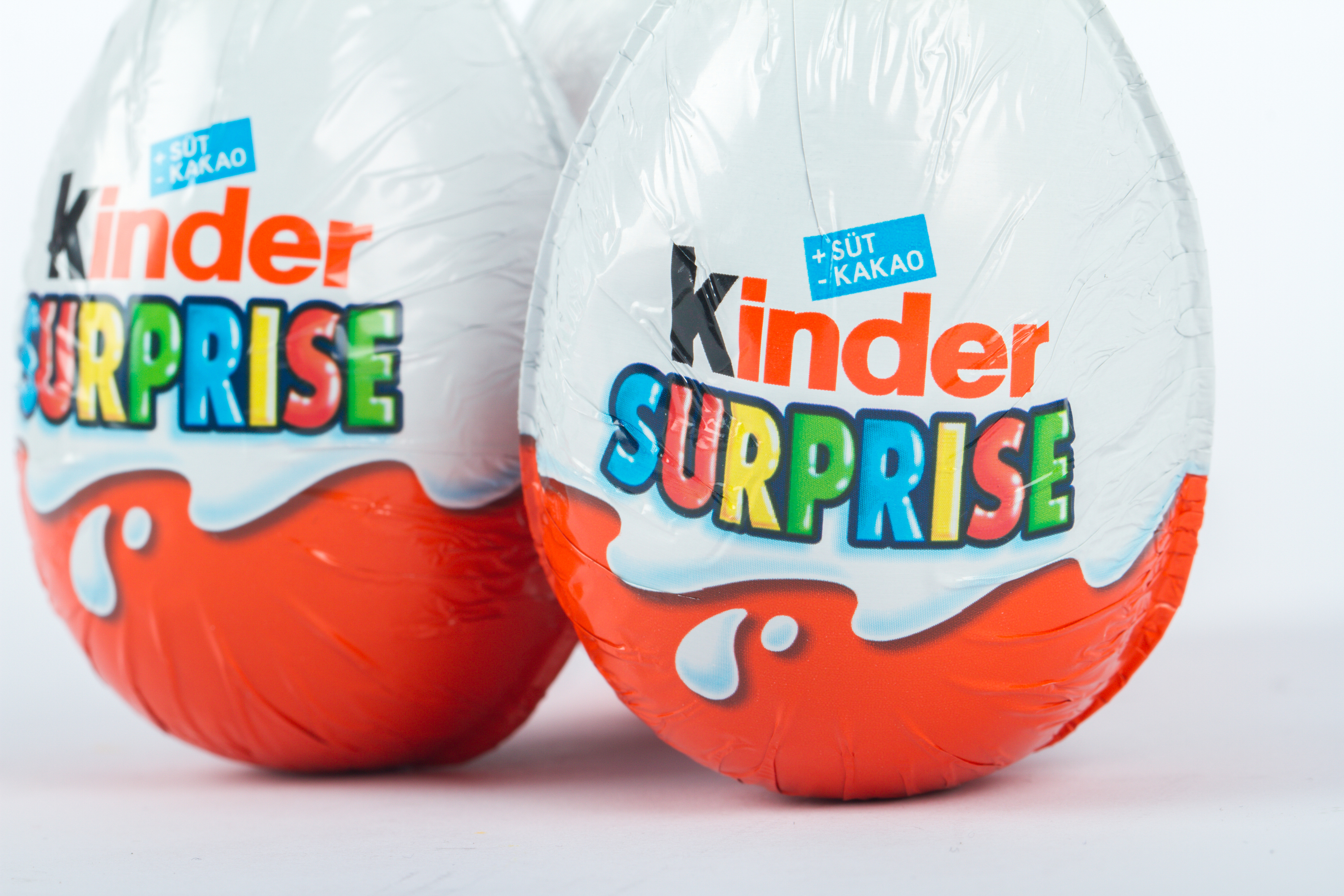 Why are Kinder Surprise Eggs Illegal in the United States?