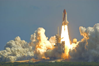 shuttle-launch