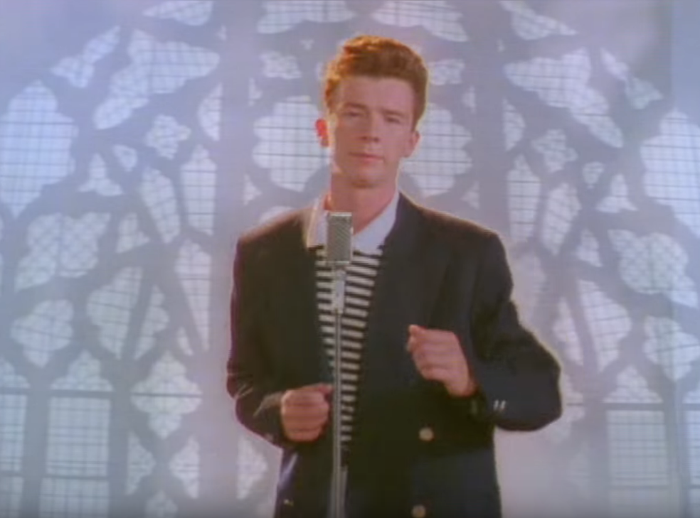 How Did Rickrolling Start?