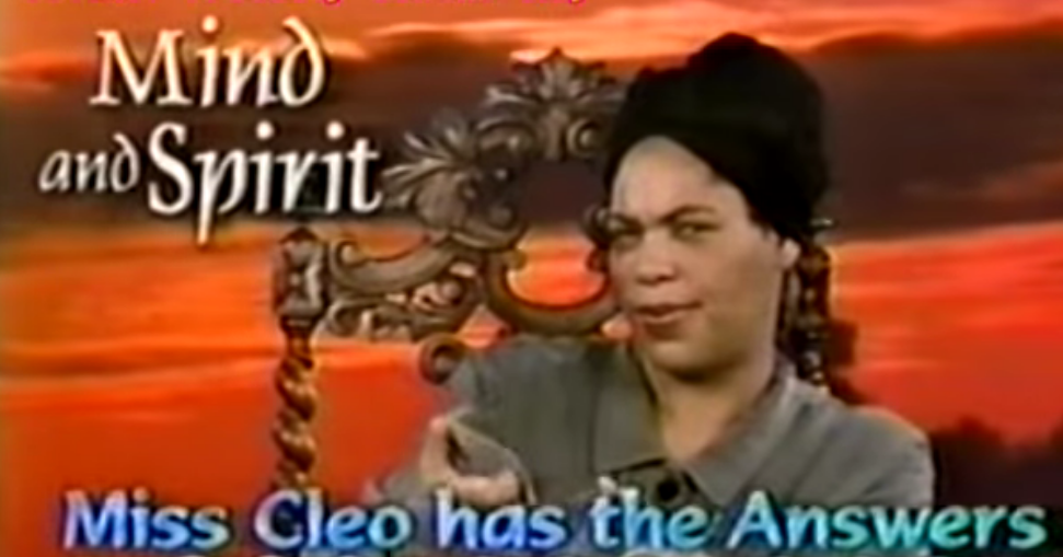 What Ever Happened To Miss Cleo The Tv Psychic