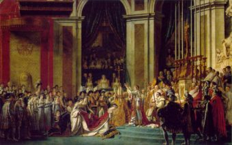 corronation of napoleon