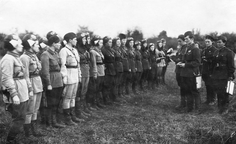 The Badass WWII Squadron of Female Pilots Known as the Night Witches