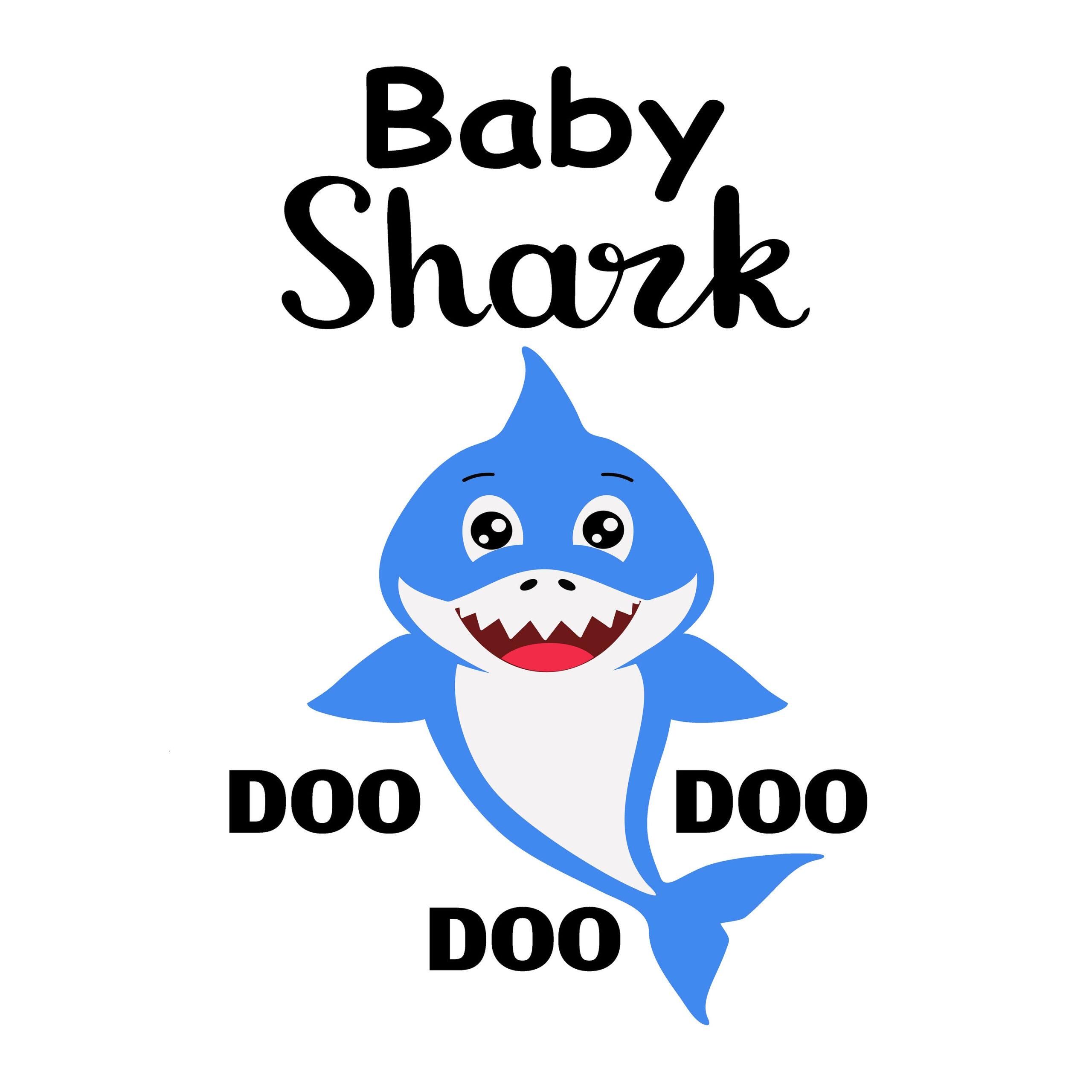 Baby Shark Doo doo doo Song Family Dance Toddler//Kids Sweatshirt Cute