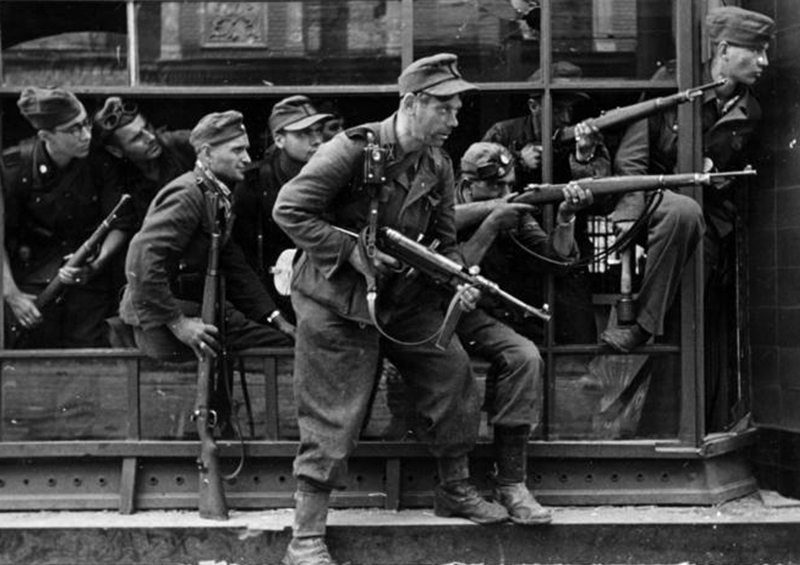 A Bunch of  Wangers - The Nazi Unit Who Were so Awful , Even the Nazi SS Were Disgusted by Them