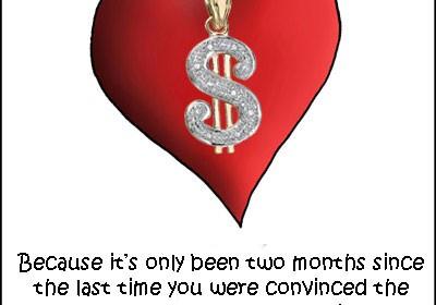 Anti-Valentine's Day Exploitation