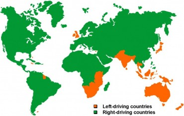 Driving Map
