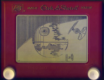 How An Etch A Sketch Works