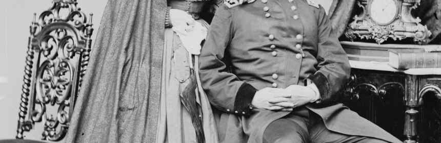 General Abner Doubleday and His Wife