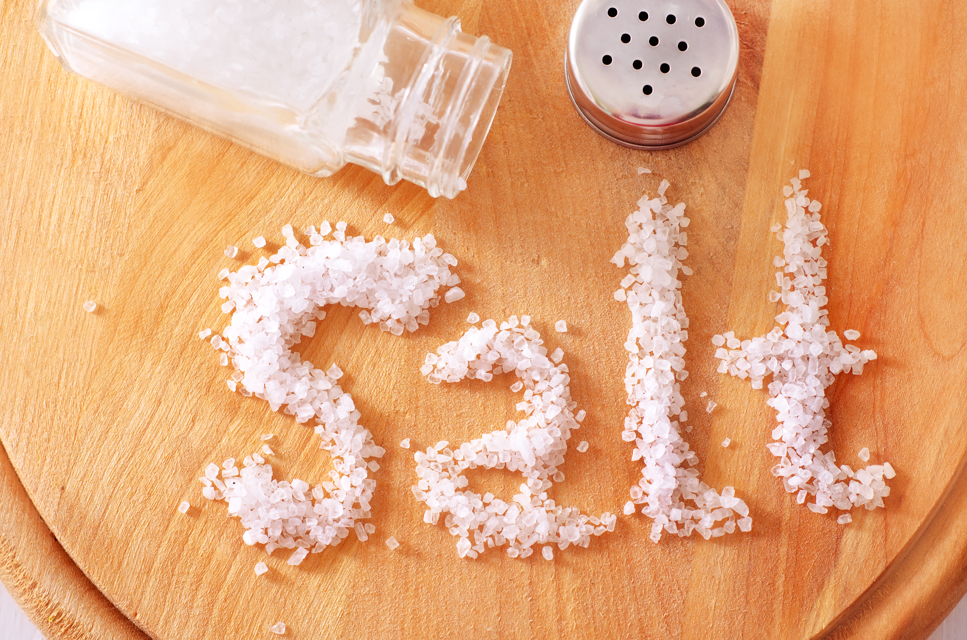 The Difference Between Kosher Salt and Table Salt