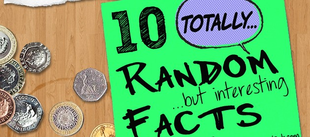 Totally Random Facts -Part3 Thumbnail