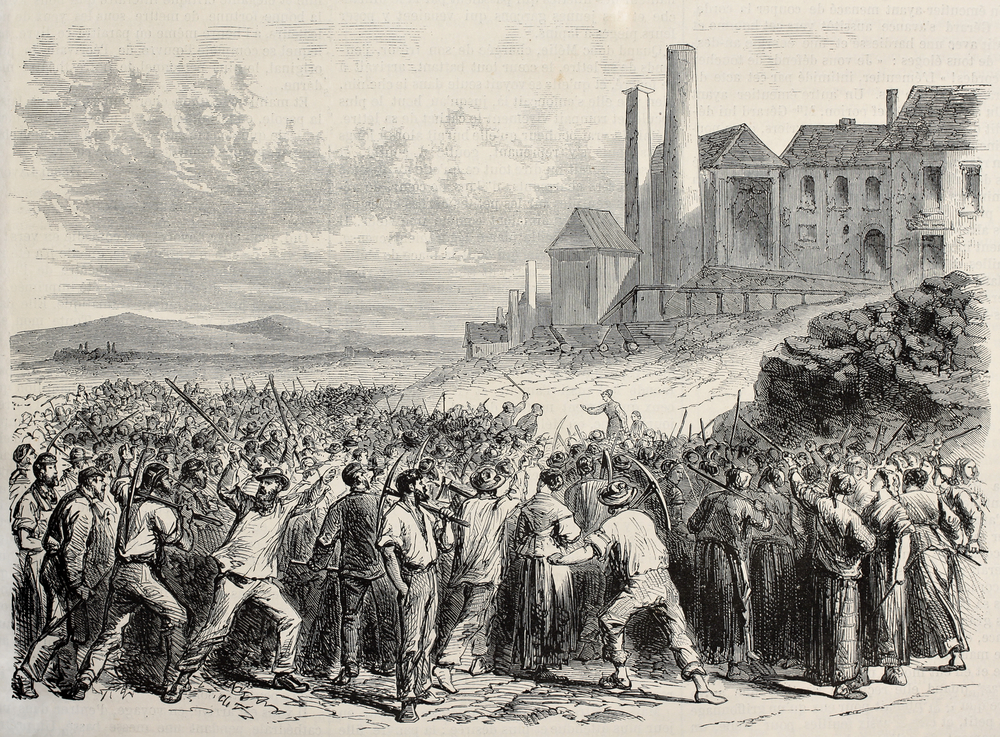 August 6 1855 Bloody Monday