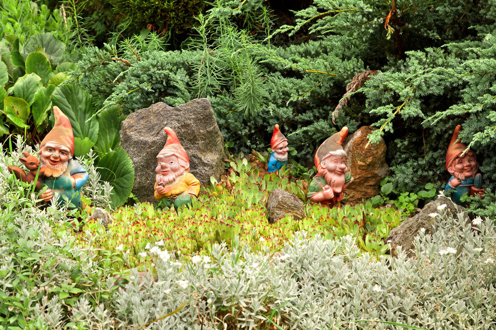 Gnome Garden: How The Tradition Of Putting A Gnome In Your Garden Started