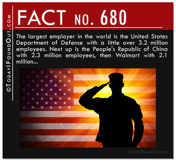 The Largest Employer