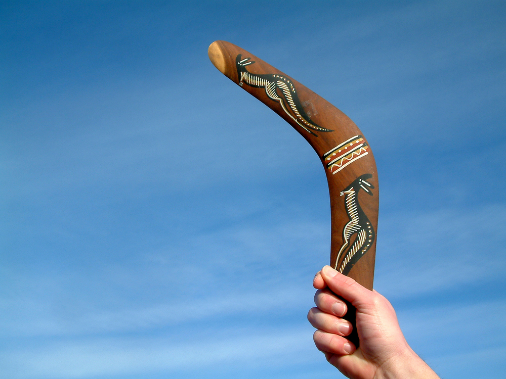 What Makes A Boomerang Come Back