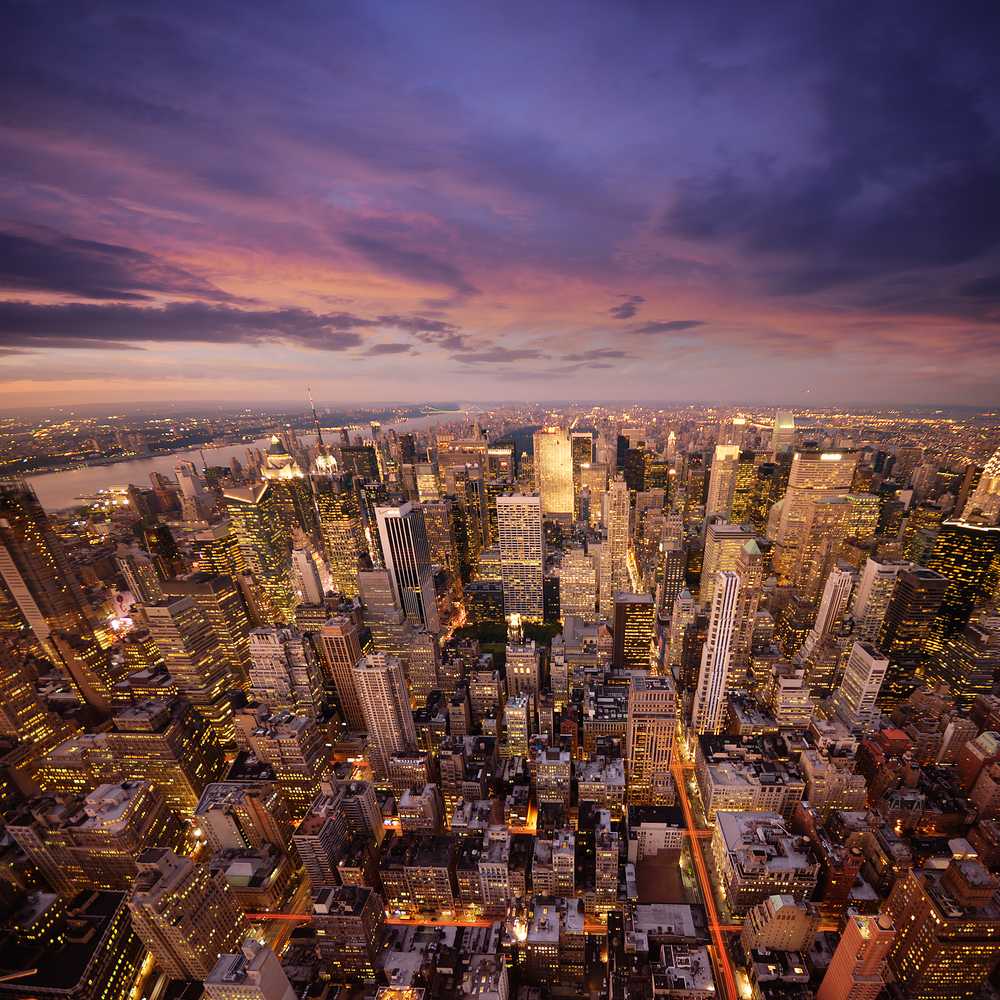 Taxifahren In New York