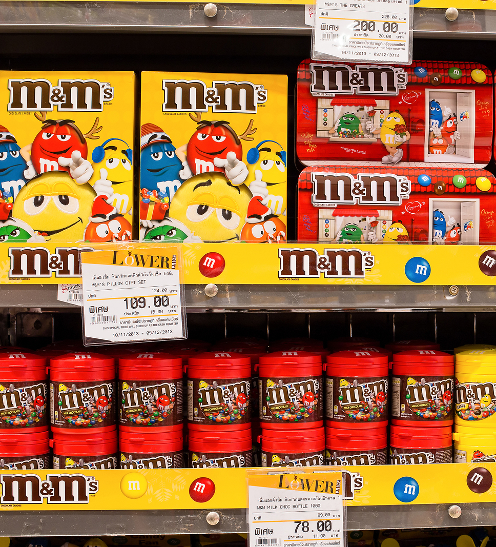 By Incorporated: A Lesson In Failure- The Rise Of The Mars Candy Company