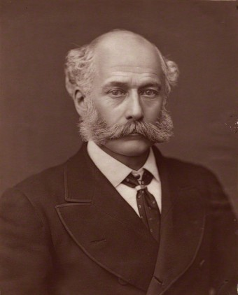 NPG x646; Sir Joseph William Bazalgette