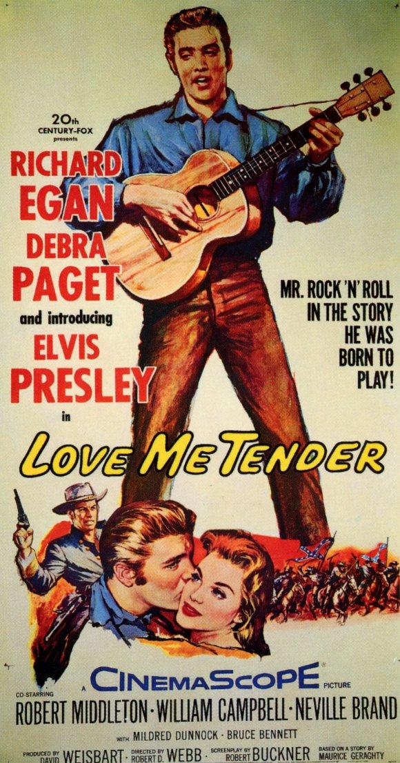 Elvis' First Film