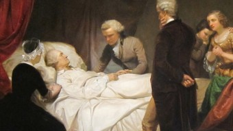 death-of-george-washington
