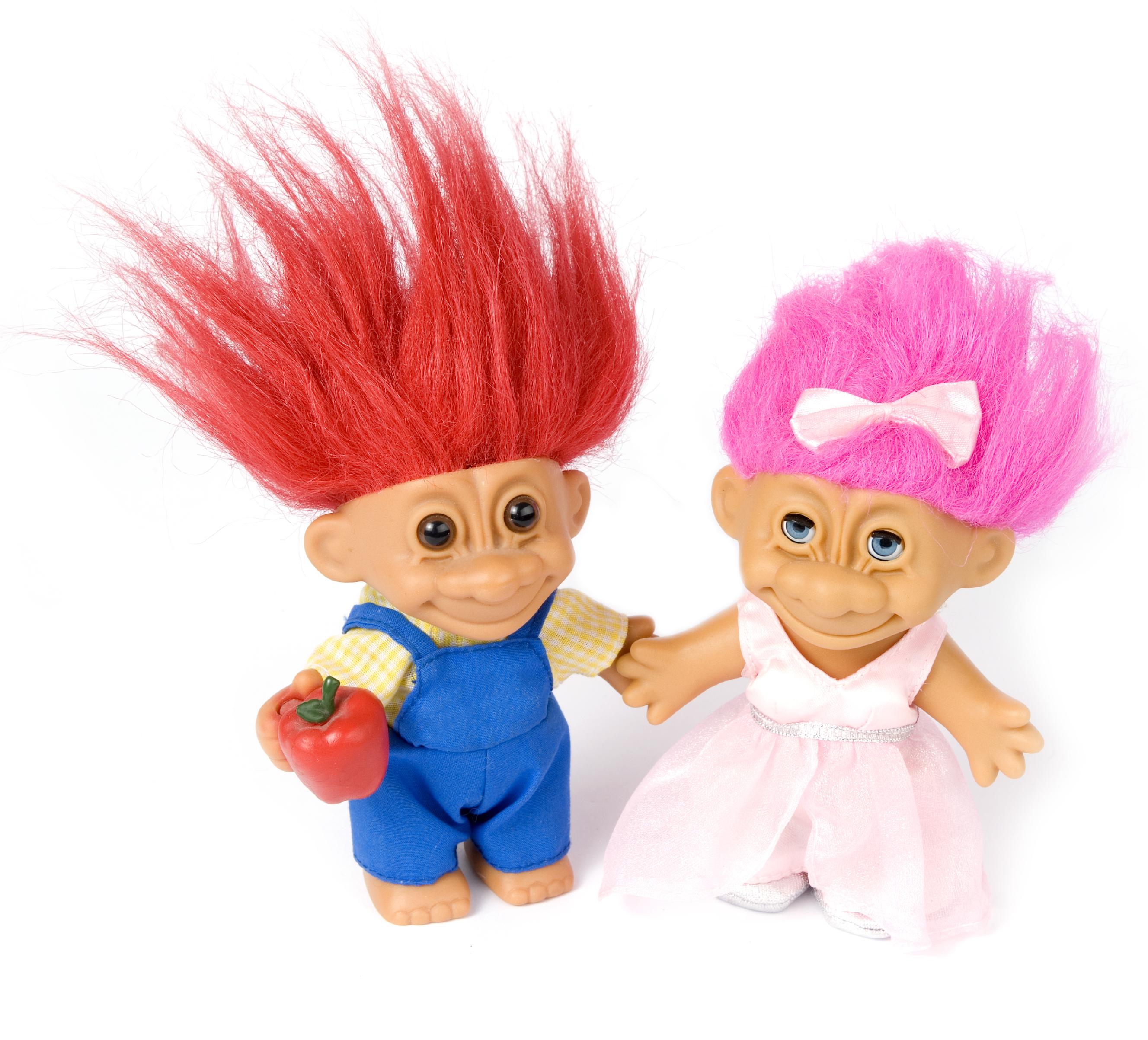 Troll Dolls Shareshareshareshareshare