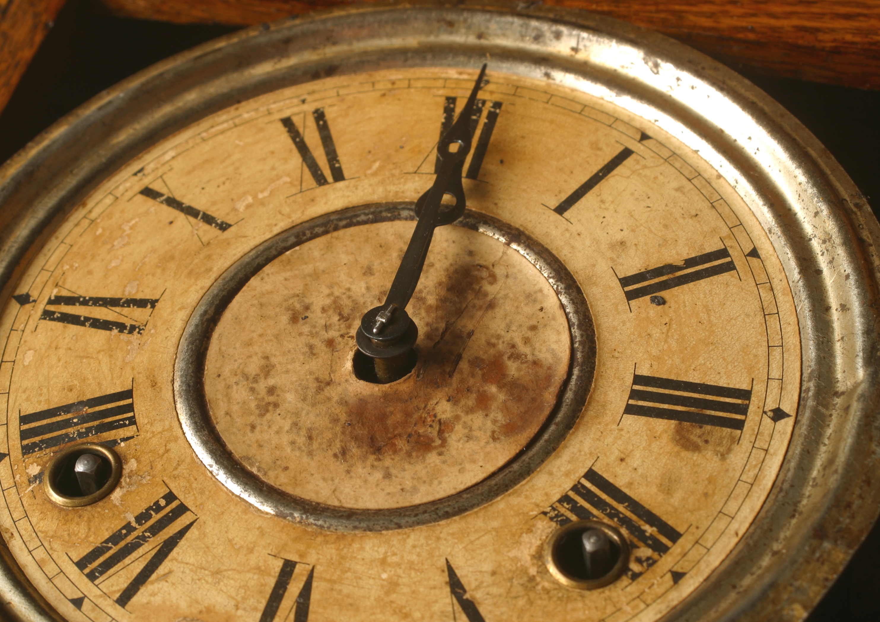 Why Clocks Run Clockwise