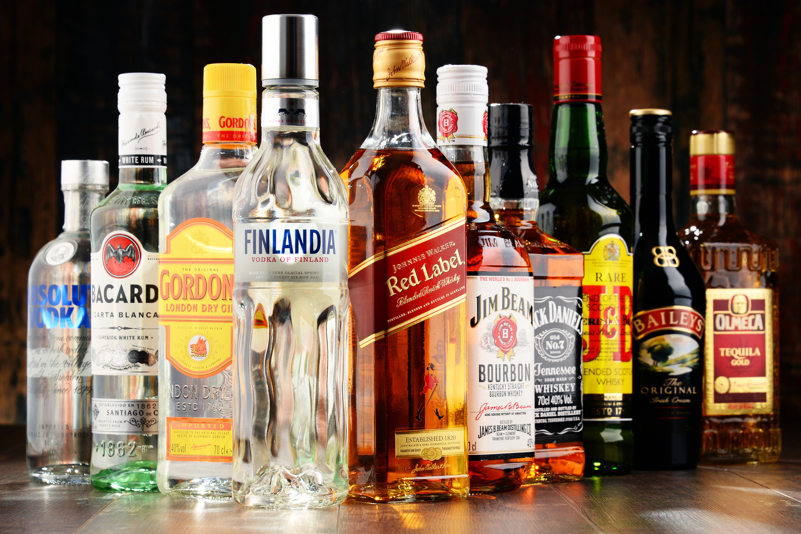 alcohol - Factors that Cause Fatty Liver