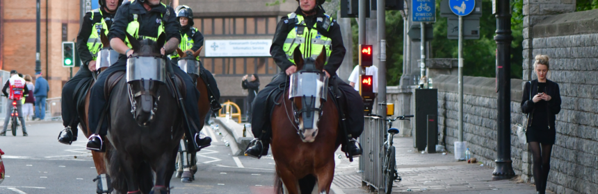 mounted-police